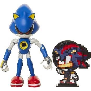 Amazon Com Sonic The Hedgehog 4 Sonic Action Figure Toys Games