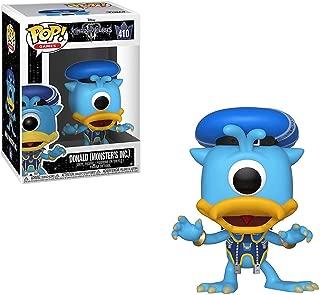 Funko Pop Disney: Kingdom Hearts 3 - Donald (Monsters Inc.) Collectible Figure, Multicolor