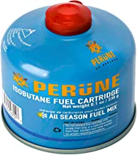 Perune Iso-Butane Camping Fuel Gas Canister Four Season Mix