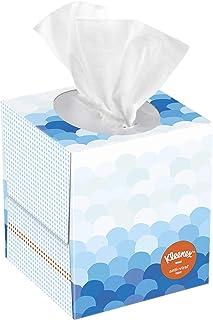 Kleenex Anti-Viral Facial Tissues, 1 Cube Box, 60 Tissues