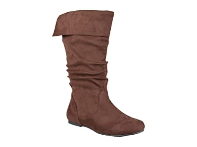 Journee Collection Shelley-3 Boot Wide Calf Women