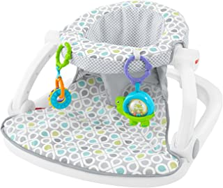 Asiento para el piso Sit-Me-Up de Fisher-Price