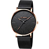 Men Watch Luxury Quartz Watches Alloy Band Black Dial Casual Watches Male Business Watch...