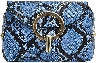 Women Printed Outdoor Hasp Phone Messenger Bag الصدر Waist Bag