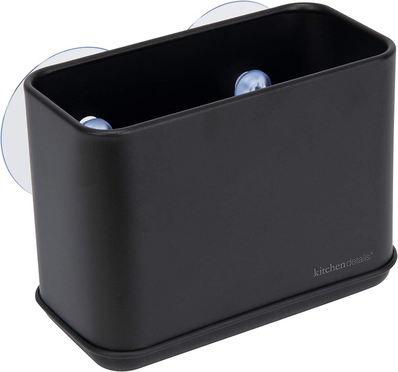 Cheap bargain Kitchen Details Cup Max 49% OFF Sponge Holder Space-Saving Perfect Basket