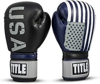 Title Boxing Tribute Bag Gloves