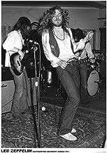 Led Zeppelin – Southampton Uni 1971 Poster 23 x 35in