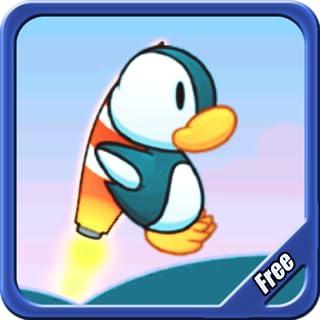 Rocket Penguin Free 2020
