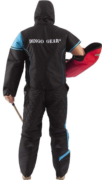 Vestito per addestramento cani dingo gear S01044