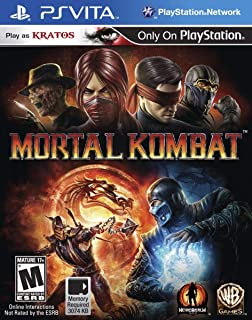 Sony Playstation Vita Mortal Kombat