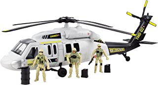 Black Hawk Helicopter Playset (24