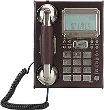 $54 » Landline Telephone,Vintage Landline Telephone Caller ID Display Number Storage Wired Phone for Home