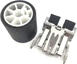 OKLILI 1SET PA03289-0001 PA03289-0111 Pick Pickup Roller Separation Pad Assembly Compatible with fi-6010N fi-6000NS fi-5120C fi-5220C fi-4120C2 fi-4220C2 fi-4120C fi-4220C