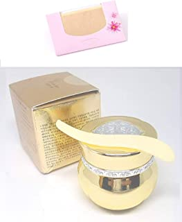 Geum Sul Vitalizing Eye Cream 30ml + SoltreeBundle Natural Hemp Paper 50pcs