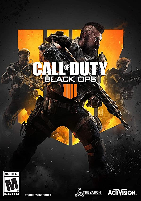 通信する寛大な自治Call of Duty: Black Ops 4 - PC Standard Edition - Imported from USA.