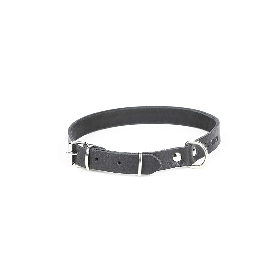 Julius-K9 16045-S Riveted Collar Leather