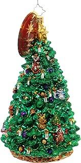Treasured Tree Trimmings Ornament by Christopher Radko