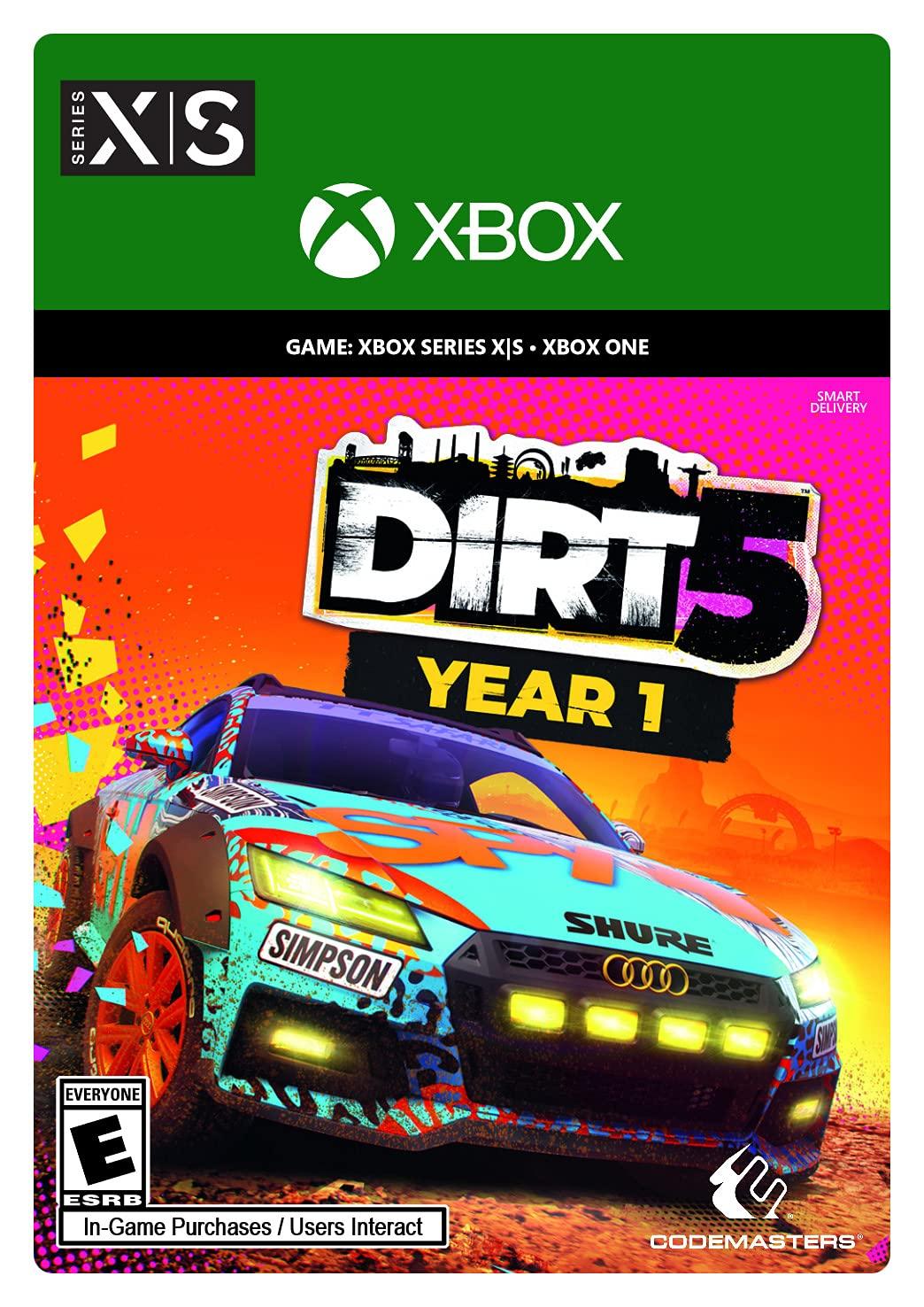 DIRT 5 - Year Cheap bargain One Series X Code Xbox Cheap bargain Digital