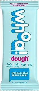 Sponsored Ad - WHOA DOUGH Edible Cookie Dough, Plant Based, Gluten Free, Vegan, Non GMO, Healthy Alternative, Healthy Snac...
