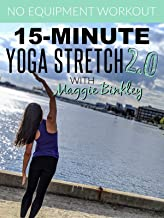15-Minute Yoga Stretch 2.0 (Workout)