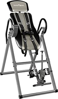Innova ITX9800 Inversion Table with Ankle Relief and Safety Features