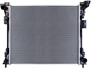 Prime Choice Auto Parts RK1227 Aluminum Radiator