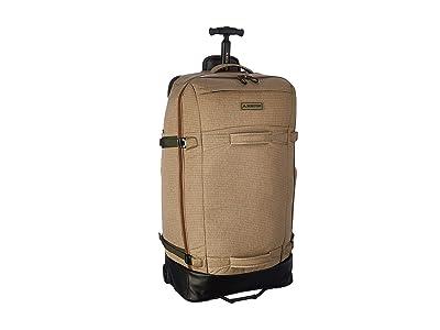 Burton Multipath Checked Travel Bag (Timber Wolf Ripstop) Luggage