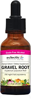 Eclectic Gravel Root O, Red, 1 Fluid Ounce