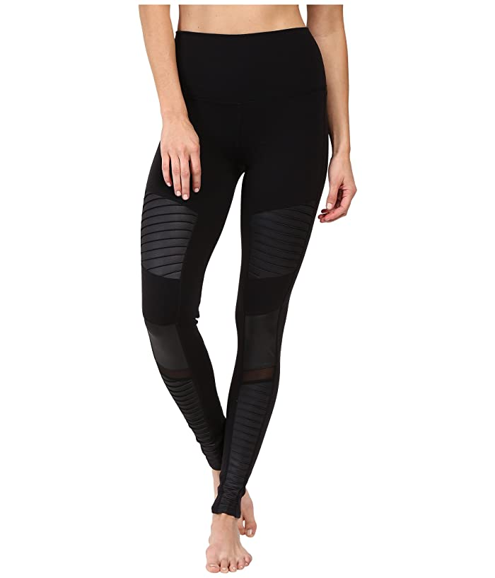 Alo High Waisted Moto Leggings