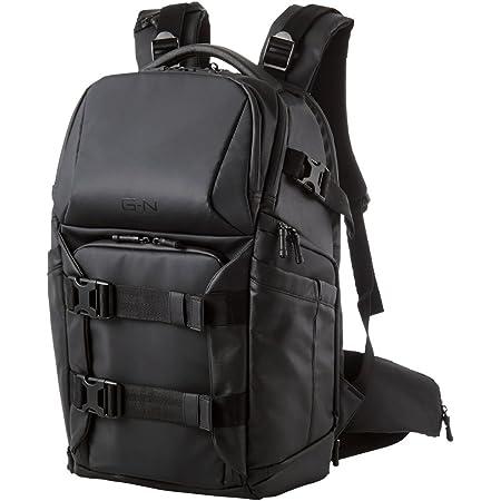 エレコム プロカメラバッグ バッグパック パソコン収納スペース付 GRAPH GEAR NEO [ 参考収容寸法:カメラ収納部:290×165×310mm ] ブラック DGB-P01BK