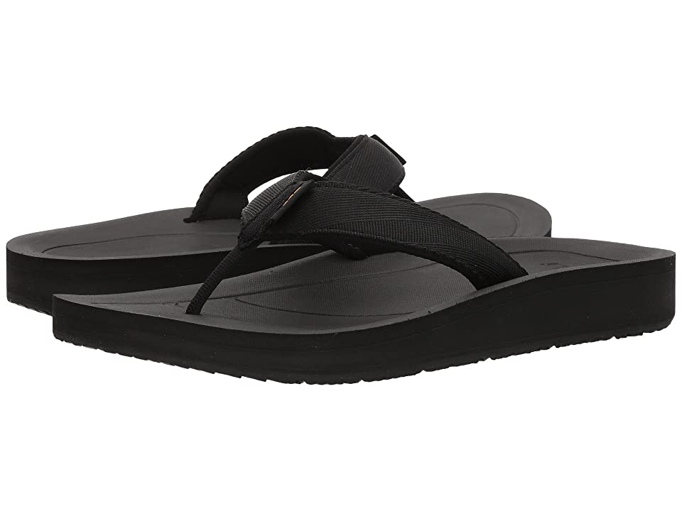 Teva Flip Premier (Black) Men