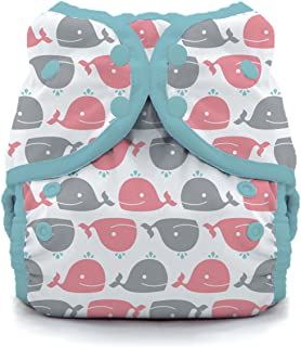 Swim Diaper- Whales Size One, Size One (6-18 lbs)