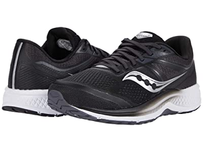 Saucony Omni 19 (Black/White) Men