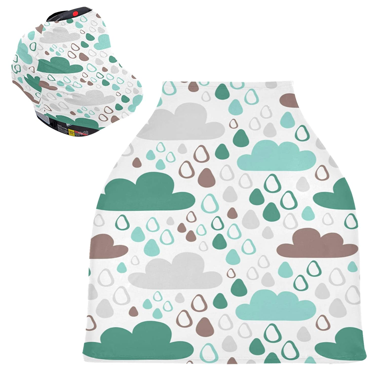 Car Seat Covers Baby Rain Beauty Girl overseas Hi Weather Genuine Free Shipping Particular