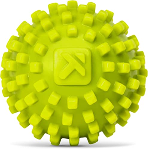 Trigger Point Performance 33116 MobiPoint 2-Inch Textured Massage Ball for Targeted Foot Pain Relief, Green