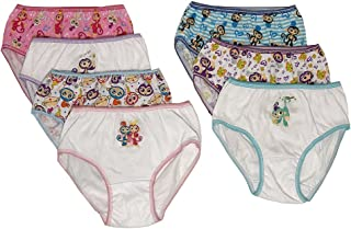 Handcraft Girls GUP1610 7-Pack Underwear Panty Underwear