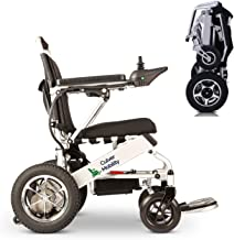 Culver Mobility Electric Power - Silla de ruedas plegable