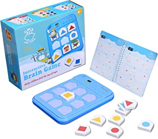 Logic Game, Puzzle Game for Kids Age 4-8, Brain Game...