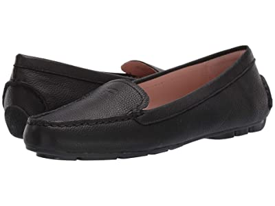 Taryn Rose Karen (Black Tumbled Nappa) Women