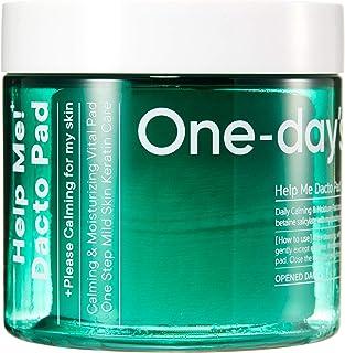 【One-day's you】ワンデイズユー ヘルプミー拭き取りパッドプラス(60枚) スキンケア 角質ケア トナーパッド 化粧水 トナー Help Me!+ Dacto Pad [日本公式][正規品] (DACTO PAD) [並行輸入品]