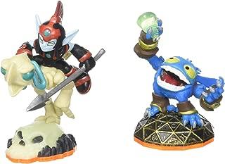 Skylanders Giants: Two (2) Characters Team Pack Core Series 2 - Fright Rider & Pop Fizz