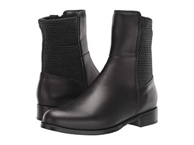 La Canadienne Shelley (Black Leather) Women