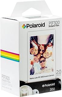 Polaroid Película Instantánea PIF300: diseñada para Usar con cámaras Fujifilm Instax Mini y PIC 300 (10 Hojas)