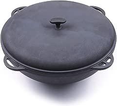 Feuer-Ofen für 14-15 L Liter Kasan Kazan Camping Outdoor Uchag Utschak Ø 44 cm