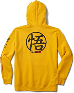 Primitive Dragonball Club Hoodie (Gold)