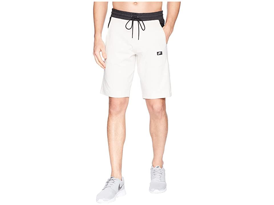 Nike Sportswear Modern Short (Light Bone/Heather/Light Bone) Men