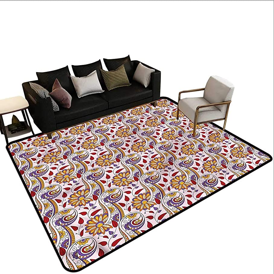 Ethnic,Dining Table Rugs 24