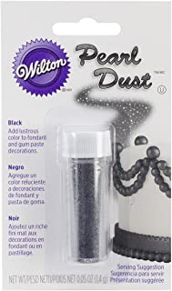 Wilton 703-224 Pearl Dust Coloring for Food, Black