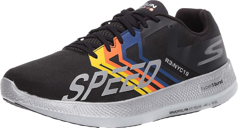 sonriendo Tumor maligno Monica  Amazon.com | Skechers Women's Go Run Razor 3-Ny Sneaker | Walking