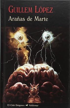 Arañas de Marte